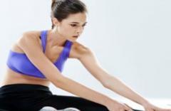 瑜伽肩部运动 健身锻炼有一套