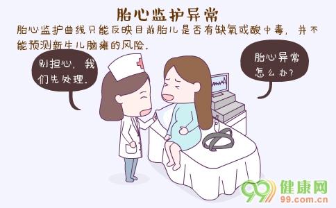 胎心监护异常怎么办 什么是胎心监护 胎心监护正常值
