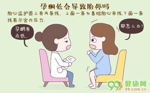 孕酮低会胎停吗 孕酮低的原因 孕酮低的症状