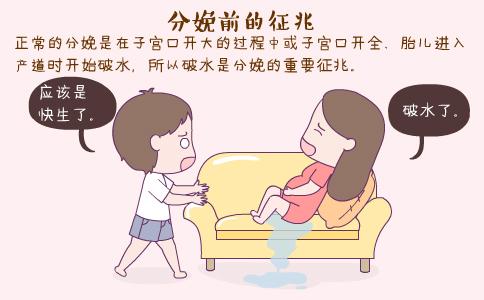 分娩前的征兆 分娩前的征兆有哪些 分娩前的征兆怎样应对