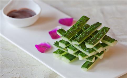 黄瓜有哪些功效 黄瓜怎么做好吃 怎么吃黄瓜营养