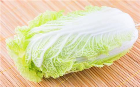 大白菜的营养价值 大白菜有什么营养 怎么挑选大白菜
