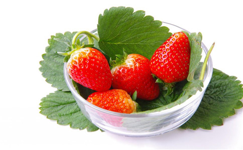 吃草莓的好处 草莓有什么营养 怎么吃草莓