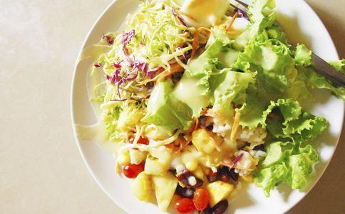 备孕食谱大全 备孕期间食谱大全 蔬菜沙拉的做法