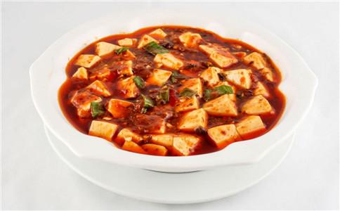 好吃的麻婆豆腐 麻婆豆腐的做法 豆腐的营养价值