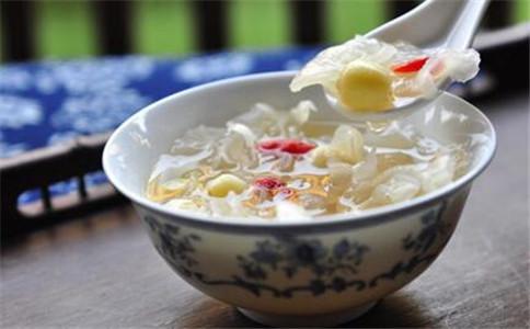山药银耳汤制作 山药银耳汤的功效 银耳汤的做法