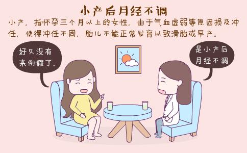 小产后月经不调的症状 小产后月经不调怎么办 小产后月经不调怎么调理