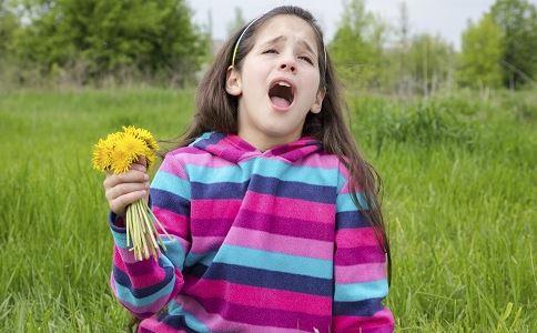 春季外出容易花粉过敏 6招防治过敏