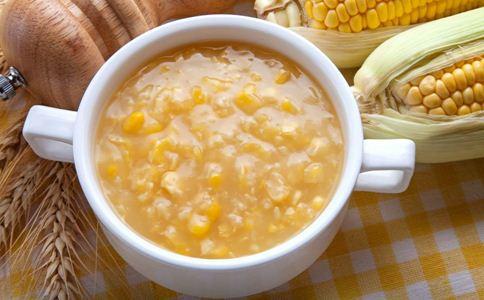 孕期食谱大全 蔬菜玉米麦片粥的做法 孕妇营养食谱