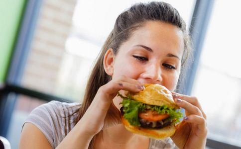 美女2分吃3斤汉堡 如何保护肠胃 保护肠胃的方法