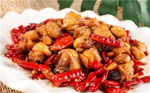 川菜辣子鸡块 怎么做辣子鸡块 辣子鸡块的由来