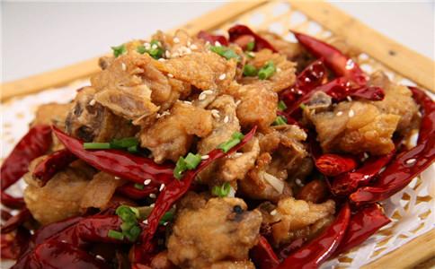 重庆辣子鸡的做法 怎么做重庆辣子鸡 重庆辣子鸡的营养