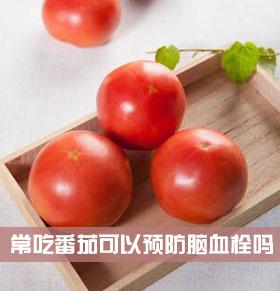 常吃番茄可以预防脑血栓吗