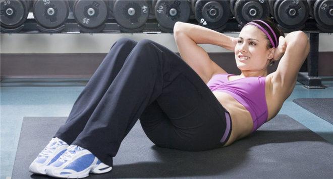 怎样才能瘦腰腹 瘦腰腹的动作 瘦腰腹吃什么好