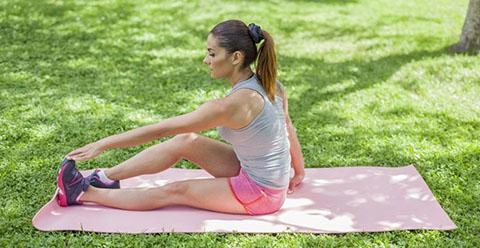 女性来月经能运动吗 哪些运动适合经期做