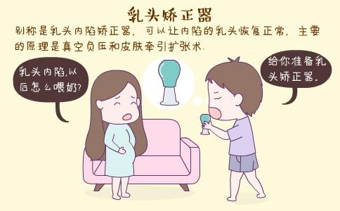 什么是乳头矫正器 乳头矫正器的使用方法 使用乳头矫正器的注意事项