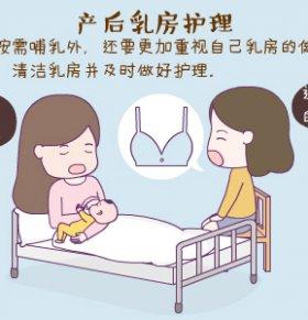 产后乳房有哪些变化 产后如何护理乳房 产后护理乳房的注意事项