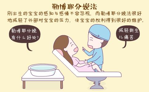 什么是勒博耶分娩法 勒博耶分娩法的优点 勒博耶分娩法注意事项