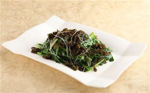 怎样清洗地皮菜 地皮菜怎么做 地皮菜的功效