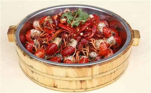 怎样做麻辣小龙虾 麻辣味怎么调 小龙虾哪里不能吃