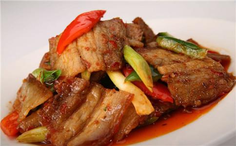一听川菜口水直流 推荐六款川味猪肉食谱