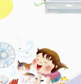 宝宝夏天能吹空调吗 宝宝吹空调注意什么 夏天宝宝吹空调好吗