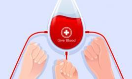 6月14日世界献血者日 献血连接你我他