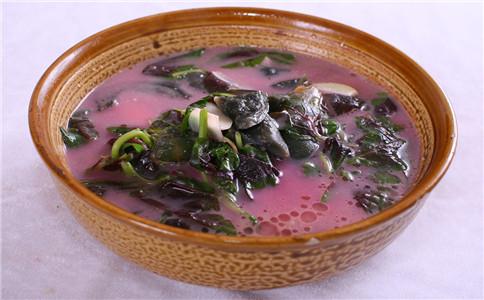 紫苋菜的营养价值 紫苋菜怎么做 紫苋菜的做法
