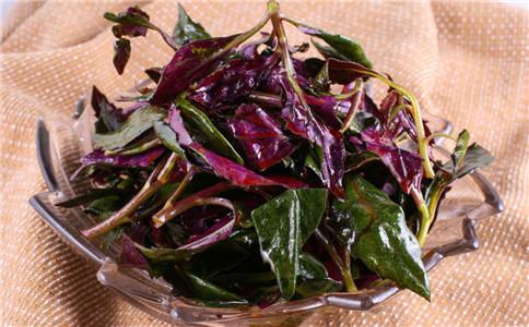 红苋菜补血吗 红苋菜的主要功效 红苋菜的做法