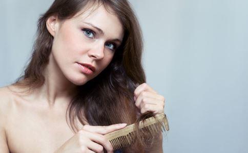 头发干枯怎么回事 中医如何调理头发干枯 头发干枯怎么办