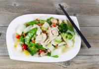 秋季养胃 饮食要清淡