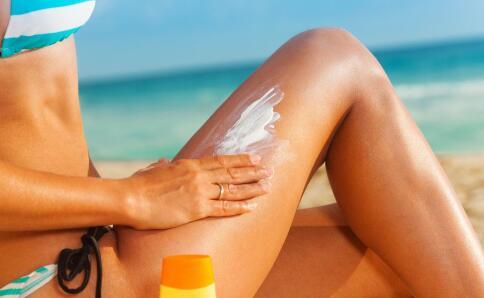 夏季常去海边要如何防晒 夏季防晒技巧有哪些 夏季如何防晒