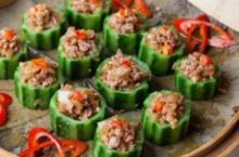 孕期安胎食谱 荞麦黄瓜卷的做法