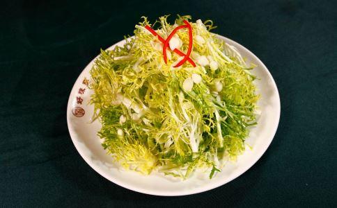吃苦菊有什么好处 凉拌苦菊的做法 苦菊的营养价值