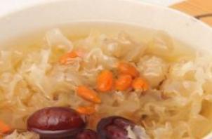 红枣银耳汤能天天吃吗 每天食用要控制用量