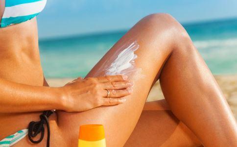 如何正确涂防晒霜 晒伤后如何修复 防晒系数越高越好吗