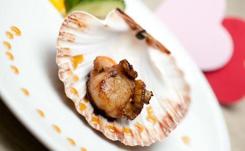 扇贝的营养价值 吃扇贝的好处 扇贝的做法