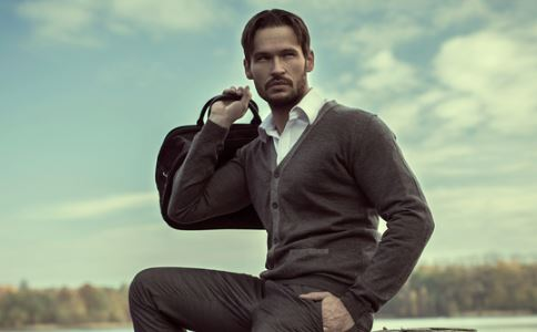 2013年五种流行男装风格