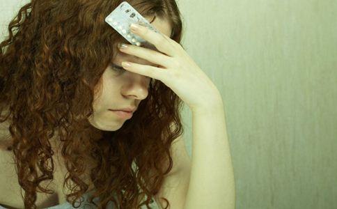 女性脸上出现这种现象表明卵巢有问题。