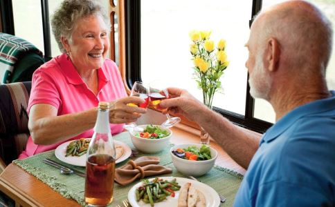 老人怎样吃才能够延年益寿