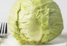 孕期营养食谱 肉末卷心菜的做法