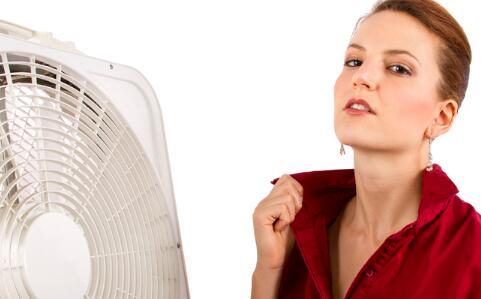 天气热却偏偏不出汗 可能是阴阳失调 健康常识 图1