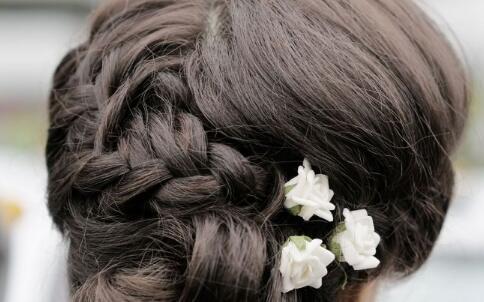 韓式新娘發型 新娘發型韓式 怎么做韓式新娘發型