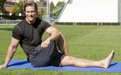 男人每天坚持运动可养肝