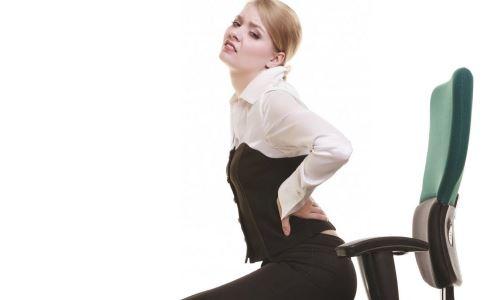 女性久坐后小腹坠痛怎么回事 按摩穴位缓解