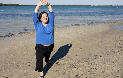 减肥最有效的运动图片
