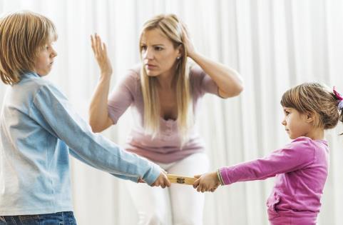 二孩之间矛盾大 二孩矛盾 二孩时代