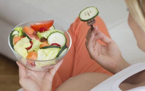 想要怀孕长胎不长肉 听听营养师的3个建议