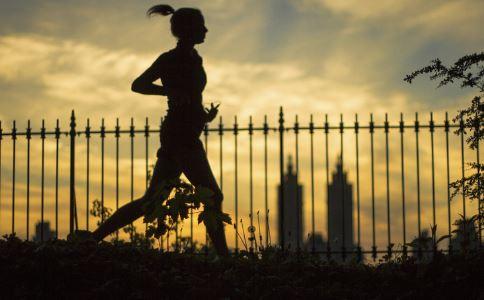 跑步瘦身 跑步减肥 跑步瘦身法