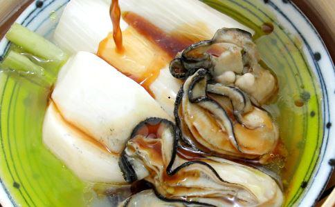 孕期食谱 牡蛎豆腐汤的做法 牡蛎豆腐汤
